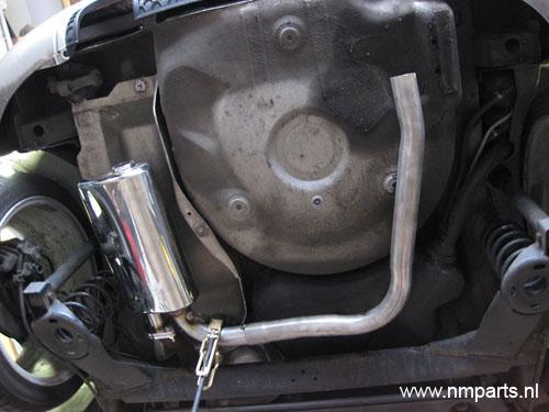 Nm Parts Gt Rvs Uitlaatsystemen Op Maat Audi Tt