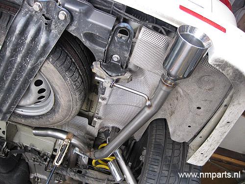 Nm Parts Gt Rvs Uitlaatsystemen Op Maat Volkswagen